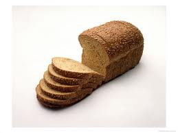 Some bread that I lost.