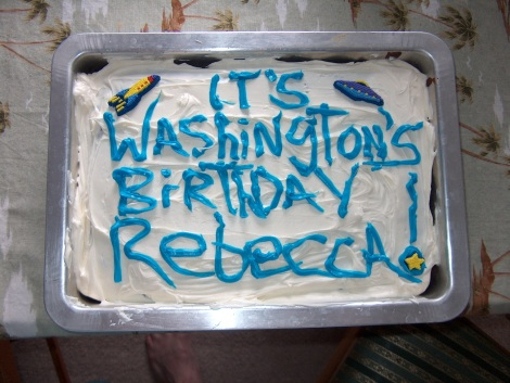 3 Cakes That Ruined Presidents Day