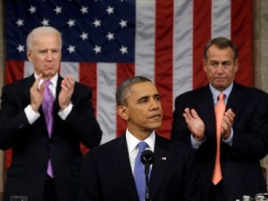 Flanking at the State Of The Union